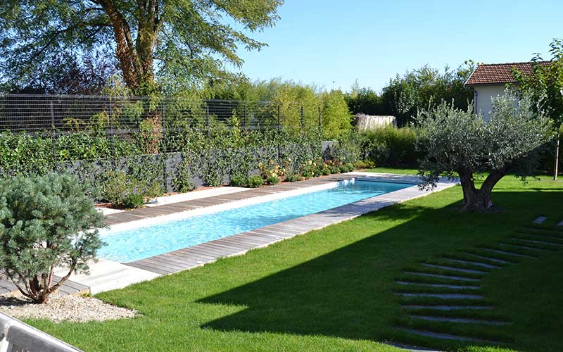 Pisciniste gironde couloirs de nage for Piscine couloir de nage