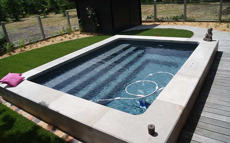 Petite Piscine Citadine Pictures to pin on Pinterest