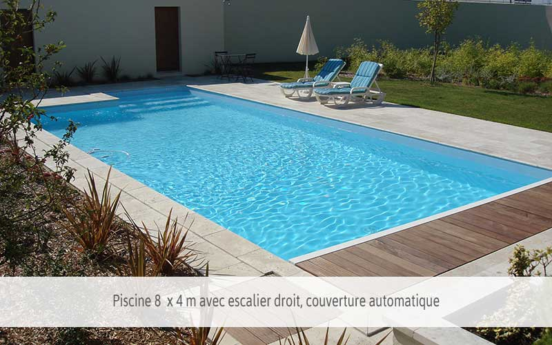 Pisciniste gironde piscines traditionnelles ou classiques for Construction piscine gironde