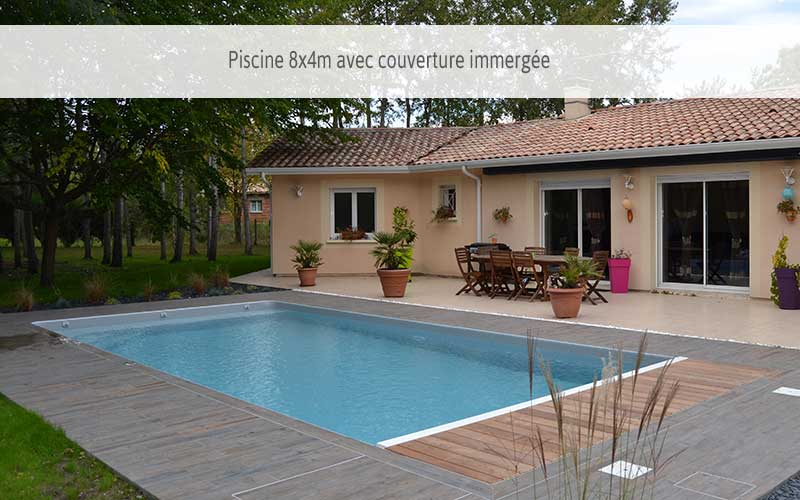 Pisciniste gironde piscines traditionnelles ou classiques for Construction piscine 38